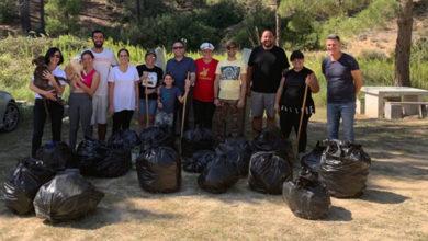 """Photo of GÜKAD, """"1114 çöp toplama günü"""" adı altında etkinlik düzenledi"""