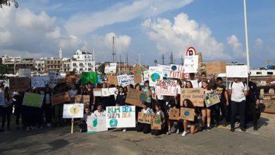 Photo of Anafartalar Lisesi ve 19 Mayıs TMK öğrencileri geleceklerine sahip çıkmak için yürüdü