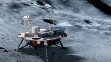 Photo of NASA, Ay'ın haritasını paylaştı