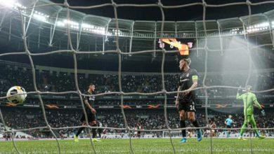Photo of Direklere takılan Beşiktaş 3'te 0 yaptı