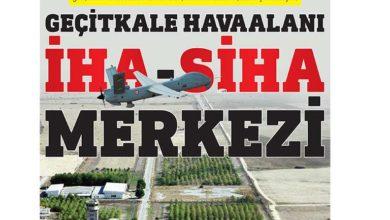 Photo of Geçitkale Havaalanı İHA-SİHA merkezi