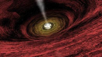 Photo of Bilim insanları, yaşamın başlangıcını açıklayabilecek bir kara delik çarpışması keşfetti