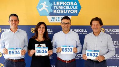 Photo of Lefkoşa yine Turkcell'le Koşuyor