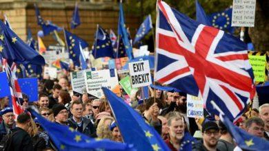 Photo of Londra'da 1 milyon kişilik Brexit karşıtı yürüyüş