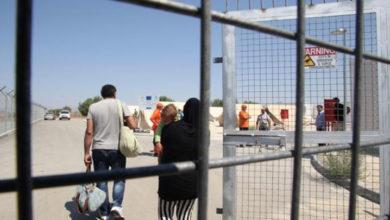Photo of Greko Burnu'nda mülteci akını