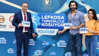 Photo of Yiğitcan da maratona katılacak
