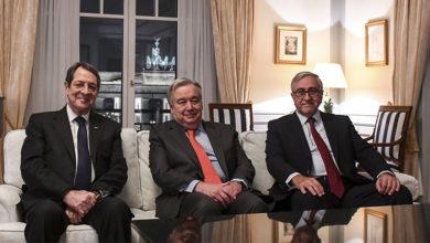 """Photo of """"Kıbrıs'ta çözüm çabaları sınırlı kaldı"""""""