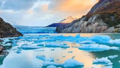 Photo of Dünyanın en büyük buz tarlaları erimeye başladı