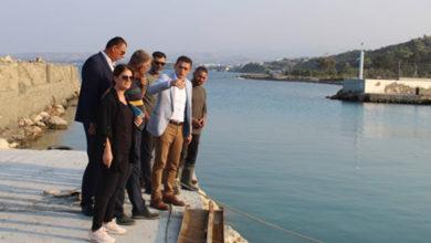 Photo of Dursun Oğuz Yedidalga Limanı'nda incelemelerde bulundu