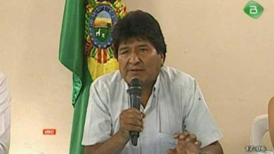 Photo of Bolivya Devlet Başkanı Evo Morales istifa etti
