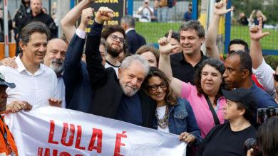 Photo of Eski Brezilya Devlet Başkanı Lula: Bir adamı tutuklamadılar, bir fikri öldürmeye çalıştılar ancak fikirler öldürülemez