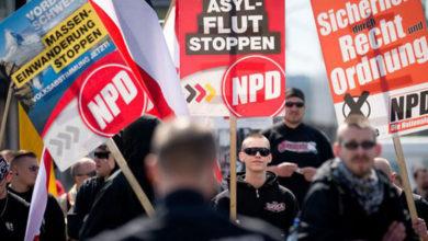 Photo of NPD'nin gazetecileri hedef alan gösterisine yasak