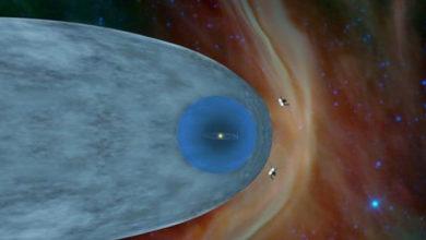 Photo of Voyager 2 'yıldızlararası uzay'dan ilk mesajını yolladı