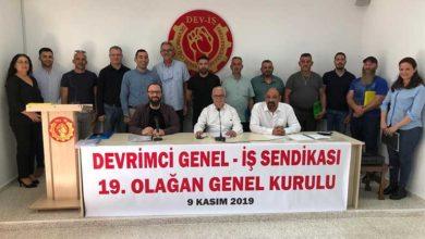 Photo of Devrimci Genel İş'ten medyaya destek
