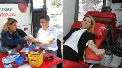 Photo of Döveç Group çalışanlarından gönüllü kan bağışı