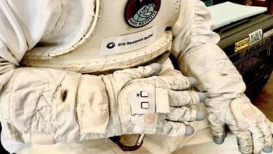 Photo of Astronotlar için akıllı eldiven geliştirildi