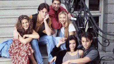 Photo of Friends'in özel bölümü çekildi