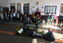 Photo of Doğu Akdeniz Doğa İlkokulu öğrencileri itfaiye merkezine gezi düzenledi