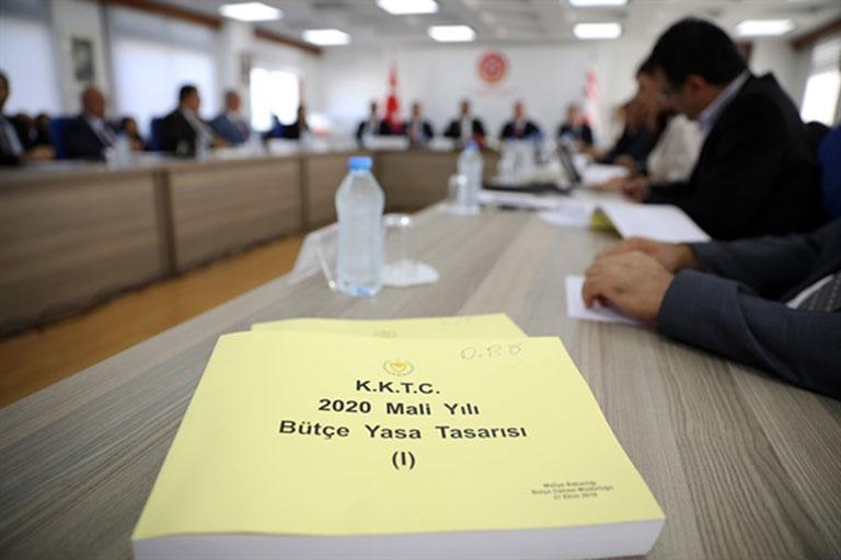KKTC Mali Bütçe Komite