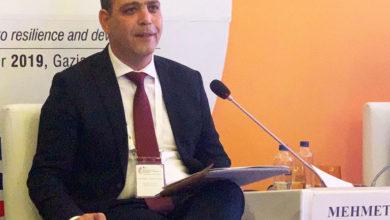 Photo of Başkan Harmancı, Göç ve Yerinden Edilmeye Yönelik Yerel Çözümler Uluslararası Forumu'nda katıldı