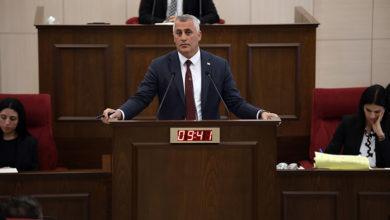 Photo of Genel Kurul'da Mağusa Limanı'nda bekletilen jeneratör ve sağlık konusu konuşuldu