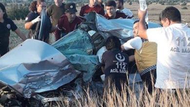 Photo of Karpaz'da çarpışma: Çok sayıda yaralı var