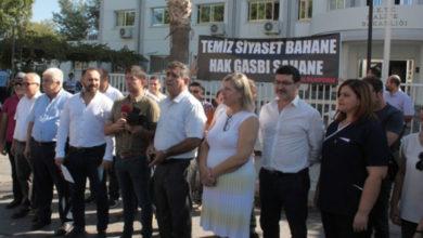 Photo of Sendikal Platform: DAÜ, UBP'nin çiftliği değildir!