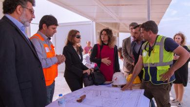 Photo of YÖDAK heyeti BAÜ kampüsünü inceledi