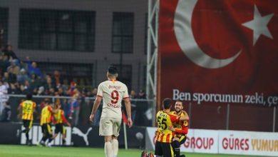 Photo of Galatasaray'a bir darbe de Göztepe'den