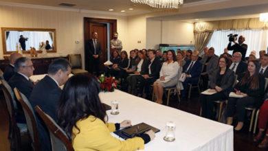 Photo of Cumhurbaşkanı Akıncı'nın bilgilendirme toplantıları devam ediyor