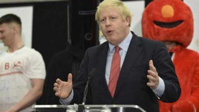 Photo of Boris Johnson İngiltere'de tek başına iktidar oldu