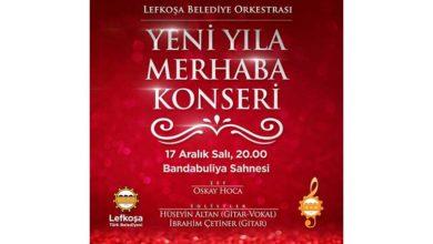 """Photo of LBO'nun """"Yeni yıla merhaba"""" konseri bu akşam"""