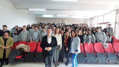 """Photo of Namık Kemal Lisesi'nde """"Her Yerde Opera""""  etkinliği düzenlendi"""