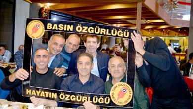 Photo of Gazeteciler eğlendi