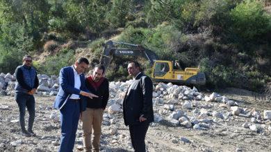 Photo of Ciklos-Değirmendere bendinde temizlik çalışmaları tamamlandı