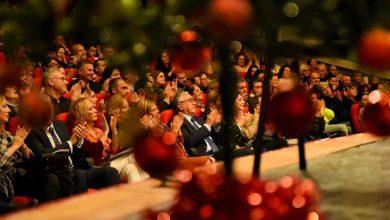 Photo of Senfoni Orkestrası'nın yeni yıl konseri gerçekleşti