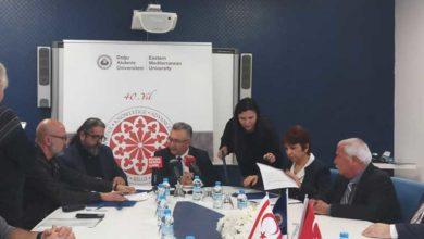 Photo of DAÜ'de toplu iş sözleşmesi imzalandı