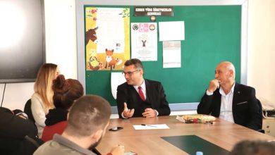 Photo of Erhürman: Eğitim için tüm olanaklar seferber edilmeli