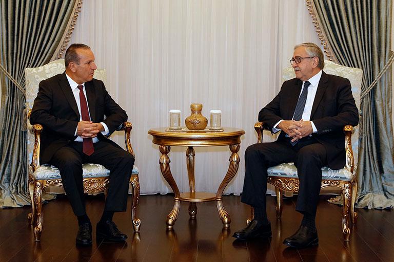 Mustafa Akıncı, Fikri Ataoğlu