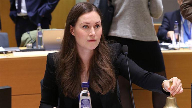 Fin Başbakan Sanna Marin