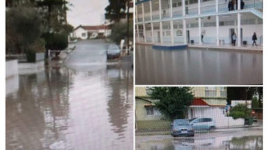 Photo of Yağışlı hava Mağusa'da etkili oldu
