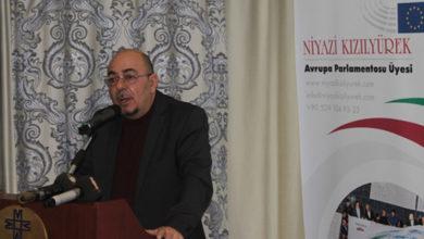 """Photo of """"Kıbrıslı Türkler Nereye?"""" konferansı başladı"""