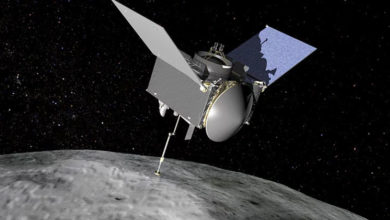 Photo of NASA'nın insansız sondası OSIRIS-REx'in Bennu asteroidine ineceği yer belirlendi