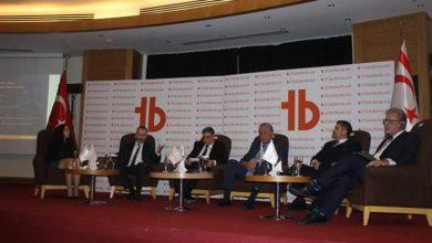 """Photo of """"Finansal Suçların Önlenmesinin Ekonomik Gelişimdeki Önemi"""" konulu panele yoğun ilgi"""