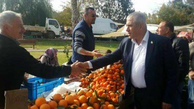 Photo of Bakan Taçoy, Güzelyurt'u ziyaret etti