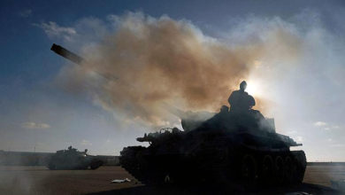 Photo of Libya ve çevresine girecek sivil uçaklara tehdit