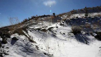 Photo of Kar Trodos'a hayat kattı