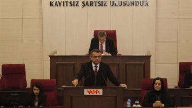 Photo of Erhürman Genel Kurul'un kendilerine haber verilmeden açılmasını eleştirdi