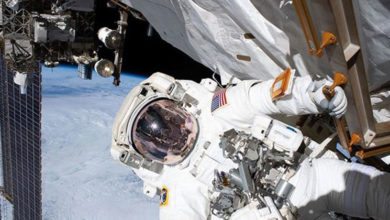 Photo of 3 haftada 3'üncü uzay yürüyüşü