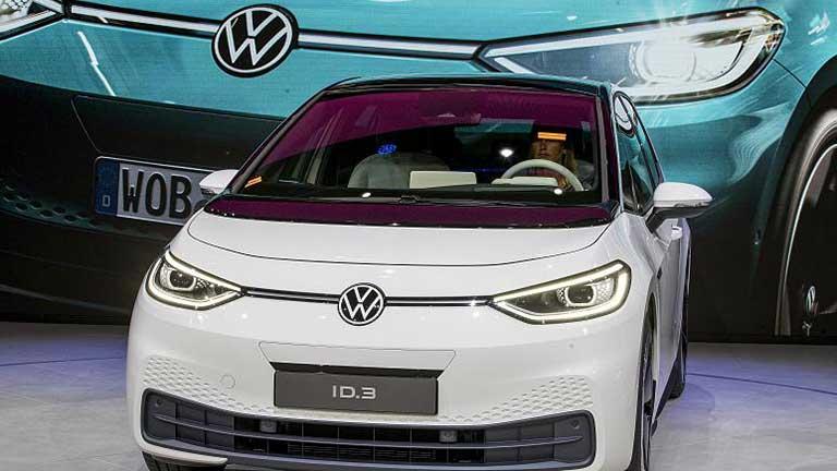 Volkswagen, elektrikli araç